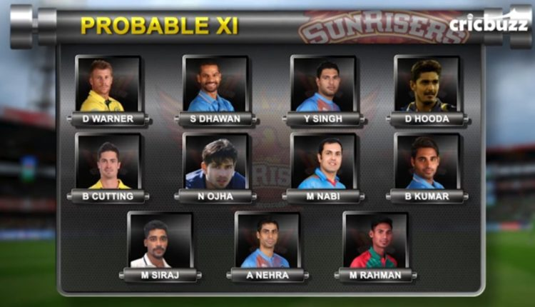 Probable 11 For All IPL Teams Are Out And RCB Is The Clear Winner
