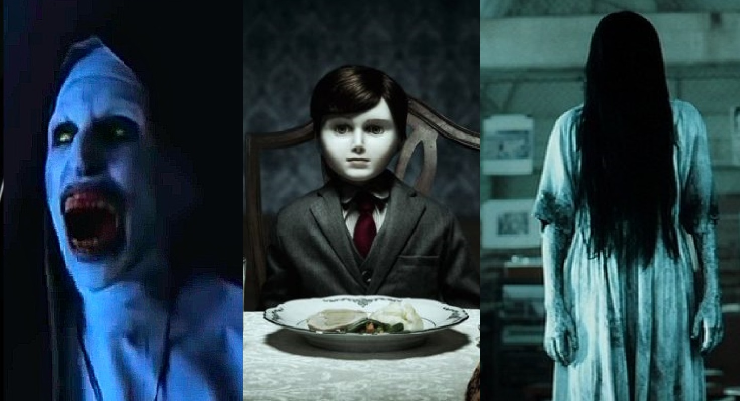 9 Horror Movies Apart From 'The Conjuring' Where The Real Ghosts Haunted The Cast
