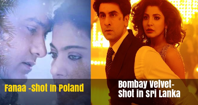 7 Realistic Fake Locations In Bollywood Films That Had You Fooled