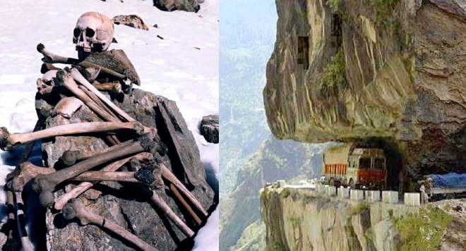 12 Exciting Yet Dangerous Places In India Only Daredevils Can Visit