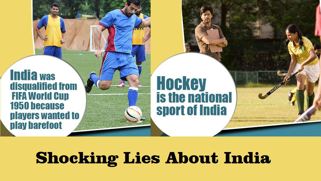 10 Biggest Lies About India That We Believe To This Date Because We Read Them On Whatsapp