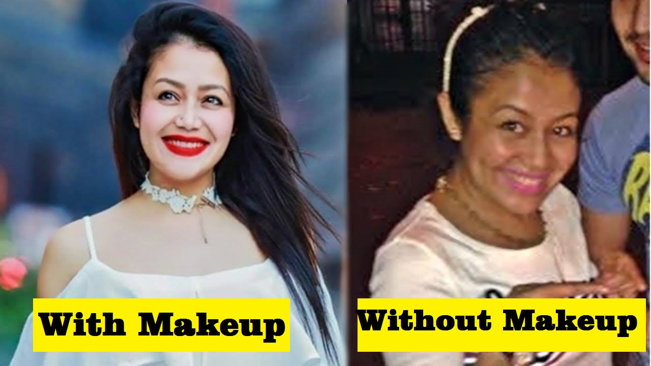 how these gorgeous female singers look without makeup will