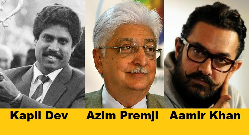 12 Famous Indians You Wouldn't Believe Dropped Out Of School/ College