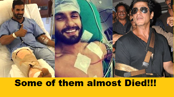12 Bollywood Actors Who Got Seriously Injured While Shooting For Films