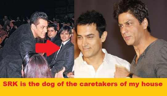 11 Bollywood Celebrities Who Don't See Eye-to-Eye : #11 Is INSANE!!