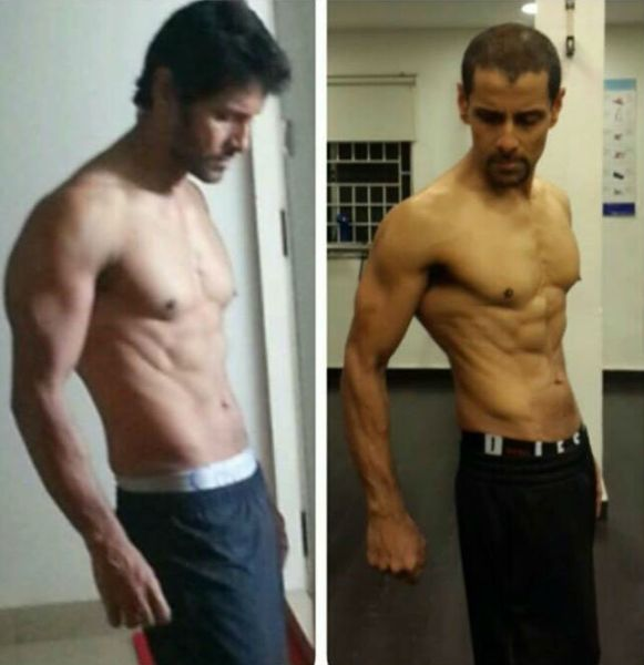 15 unbelievable transformations celebrities went through for their in his recent movie i vikram played lingesan a bodybuilder from the suburbs of chennai whose main ambition is to become mr india altavistaventures Image collections