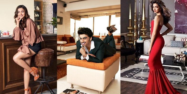 12 Incredible Celebrity Homes You Have Never Seen Before! Alia Bhatt's Home Is Mindblowing!!