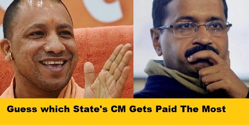 30 States Indian Chief Minister's Salary That Would Blow Your Mind!